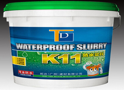 拓达K11防水浆料